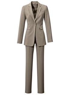 Dameskostuum Ashley Brooke, Blazer, Double Breasted Suit, Elegant, Suit Jacket, Suits, Coat, Jackets, Women