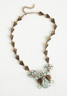 Factor in Fanciness Necklace. | Modcloth