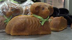 RECEPT: Velikonoční beránek– Novinky.cz Teddy Bear, Toys, Sweet, Animals, Treats, Cakes, Drink, Sweet Like Candy, Animaux