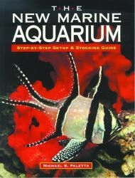 AQUATICS - BOOKS - NEW MARINE AQUARIUM SOFTCOVER -