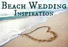 Beach Wedding Inspiration - Read the article: http://www.invitationsbydavidsbridal.com/Wedding-Trends/inspiration-for-your-seaside-destination.hlp?&sSource=Pinterest&kw=Destination_WeddingTrends_DestinationInspiration #DavidsBridal #WeddingTrends #BeachWedding #DestinationWedding