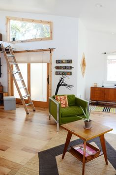 House Tour: A Swedish-Inspired Oakland Cottage