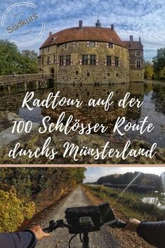 Bike tour along the south course of the 100 castles route through the Münsterland Source by . Baby Blue Wedding Theme, Wedding Mint Green, Summer Wedding, Victorian Wedding Themes, Elegant Wedding Themes, Wedding Ideas, Wedding Decorations, Rustic Weddings, Fairytale Weddings
