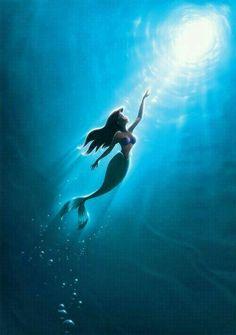 Mermaid Disney, Disney Little Mermaids, Ariel The Little Mermaid, Disney Girls, Disney Love, Disney Magic, Ariel Disney, Disney Princesses, Ariel Mermaid