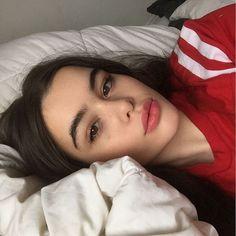 "barbie ferreira not nox on Instagram: ""Sleeps"" ❤ liked on Polyvore featuring barbie ferreira"