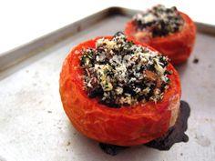 Ottolenghi's herb-stuffed tomato
