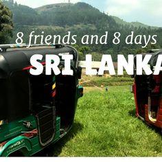 8 days in Sri Lanka