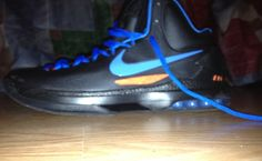 new style 23a8f a68ee As all await the drop of the Nike Zoom KD IV