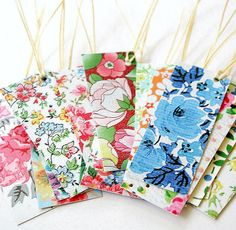 Bookmarks or Gift Tags