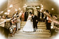 "The ""leave"" with sparklers!! LOVE!!"