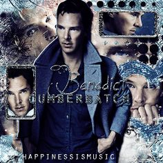 Benedict Cumberbatch blend 25 by HappinessIsMusic.deviantart.com on @DeviantArt