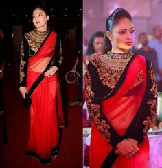 high neck saree jacket styles - Google Search