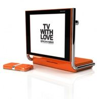 Brionvega ALPHA - LCD TV Set - Italian Design - Brionvega.tv