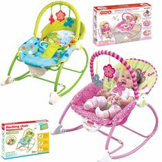 Baby Bouncer Rocker Reclining Chair Soothing Music Vibration Toys Girl / Boys  sc 1 st  Pinterest & Baby Bouncer Rocker Reclining Chair Soothing Music Vibration Toys ... islam-shia.org