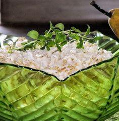 Бабушкина кухня: Салат из сельдерея с грушами