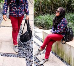 (1) Tumblr ❤ hijab style