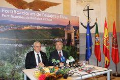 Material promocional das fortificações de Elvas-Badajoz apresentados na Jóia da Coroa | Portal Elvasnews
