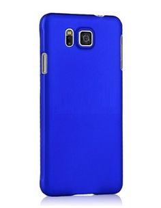 Rubber Plastic Θήκη Πλαστική Μπλε OEM (Samsung Galaxy Alpha G850F) - myThiki.gr - Θήκες Κινητών-Αξεσουάρ για Smartphones και Tablets - Πλαστική Μπλε Samsung Galaxy Alpha, Galaxies, Oem, Plastic, Phone Cases, Phone Case