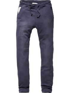 Relaxed jogging pants - Home Alone - Scotch & Soda Online Shop