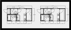 30 39 x 18 39 master bedroom plans extra 2 a linen closet for Master bathroom floor plans 10x12
