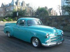 1952 Chevrolet El Camino - didn't happen