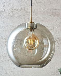 T1073-10-73-Gloria_m2 Messing, Ceiling Lights, Lighting, Pendant, Glass, Home Decor, Decoration Home, Drinkware, Room Decor