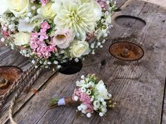 PINK bouquets <tone in tone> Pink Bouquet, Bouquets, Fresh Flowers, Wedding Accessories, Wedding Flowers, Floral Design, Floral Wreath, Wreaths, Bridal