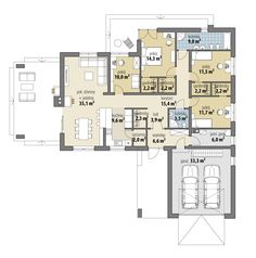 Kari Home Projects, Sweet Home, Floor Plans, Flooring, How To Plan, Houses, Design, My Dream House, Detached House