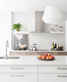 Ikea ringhult kitchen in gloss white island ideas for Ikea dans nyc manhattan