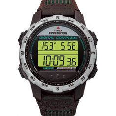 Timex Expedition Digital Compass Watch [T77862]