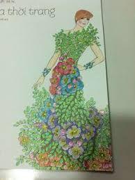 """Résultat de recherche d'images pour """"Flower Fashion Fantasies coloring"""""""