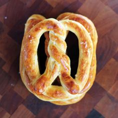 cooking with kids: homemade amish pretzels