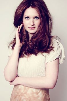 "Bonnie Wright  ""Ginny Weasley"" from Harry Potter"