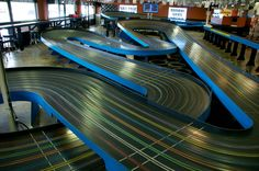 ASR IndoorMotorSports , Florida's Largest Slot Car Racing Facility!