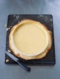 This rich, sweet shortcrust pastry is perfect for classic dessert tarts and pies. The recipe makes enough for a standard tart. You could make double the quantity, use whatever you need for your tart or pie and freeze the rest.