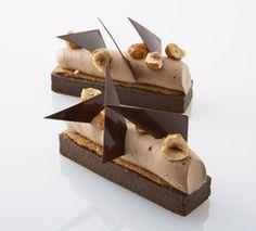 Callebaut - Milk Chocolate Praline Mousse