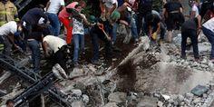 Νikolas: Μεξικό: Μάχη με τον χρόνο δίνουν τα σωστικά συνεργ...
