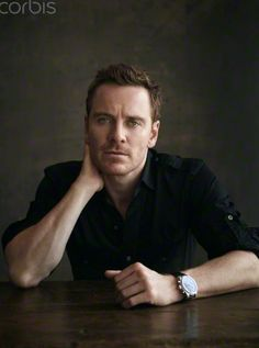 #MichaelFassbender by John Russo.  Outtakes 2014.