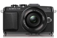 Olympus - PEN E-PL7 - selfie camera #gradgift