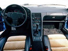 1977Porsche 928 / car interiors