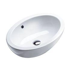 Mode Countertop Basin 600mm   Countertop Basins   Basins   Bathrooms