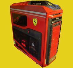 Enigma Ferrari 599 Tribute build by Derek Smith