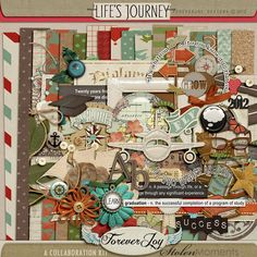 Life's Journey by ForeverJoy Designs