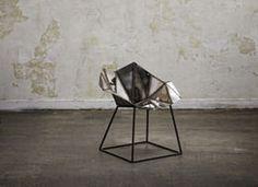 Parallax Chair, 2014, by Julian Mayor