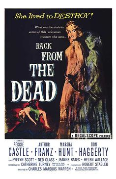 Back From The Dead....1957