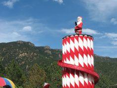 The North Pole in Colorado. http://northpolecolorado.com/