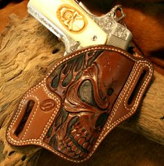 1911 leather holster - Google Search