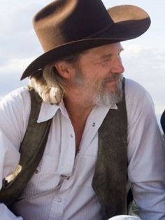 """JEFF BRIDGES IN 'CRAZY HEART'  Fox SearchlightRole: Bad Blake  Best line: """"Whole worlds have been tamed by men who ate biscuits."""""""