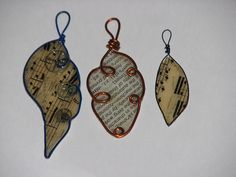 Wire Wing Charms Tutorial