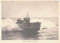 Navi da Guerra | MAS Motoscafo Anti Sommergibile 1941 in azione